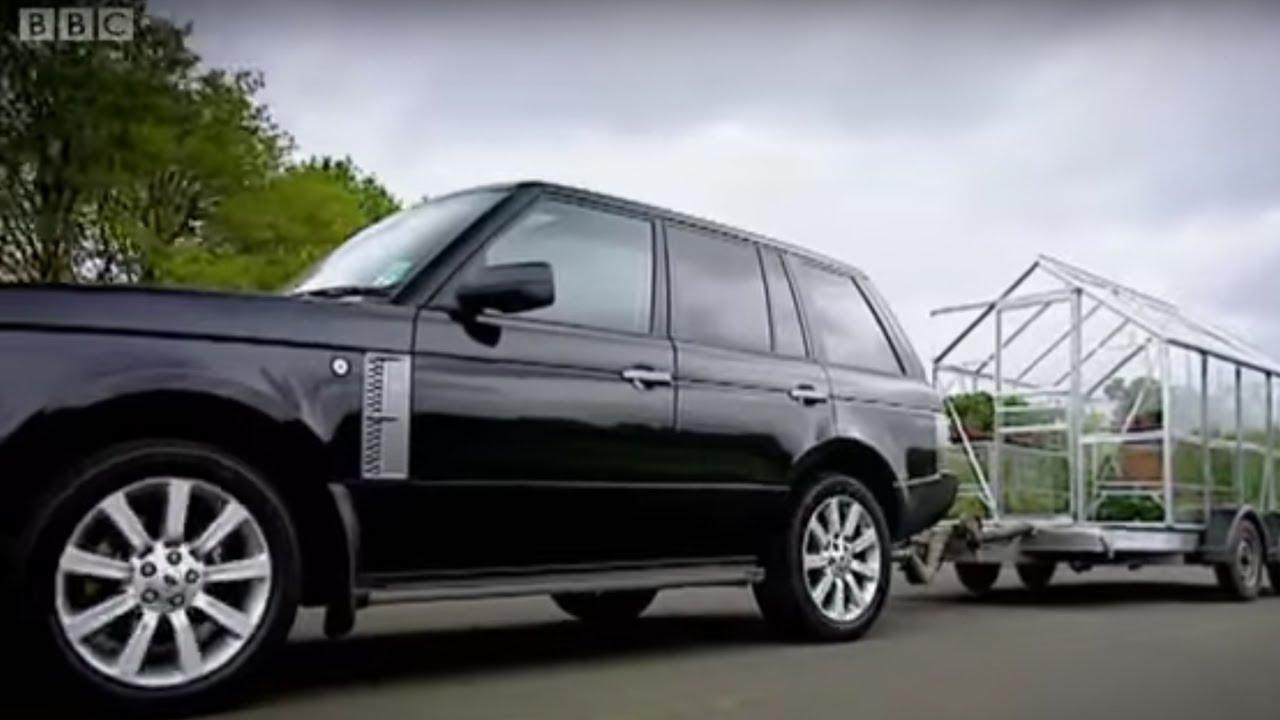 Jeremy's CO2 Greenhouse | Top Gear