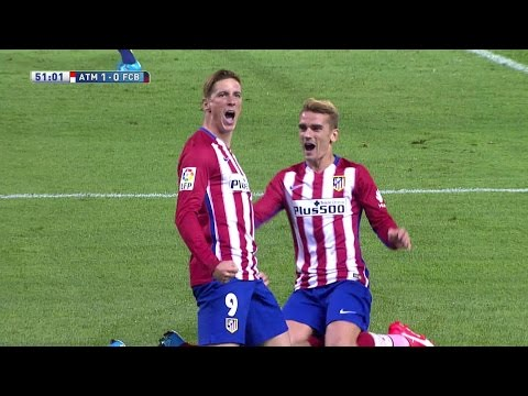 Fernando Torres vs Barcelona Home HD 1080i (12/09/2015) by MNcomps