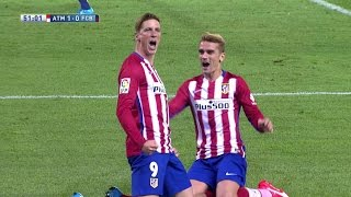 Fernando Torres vs Barcelona Home HD 1080i (12/09/2015) by MNcomps