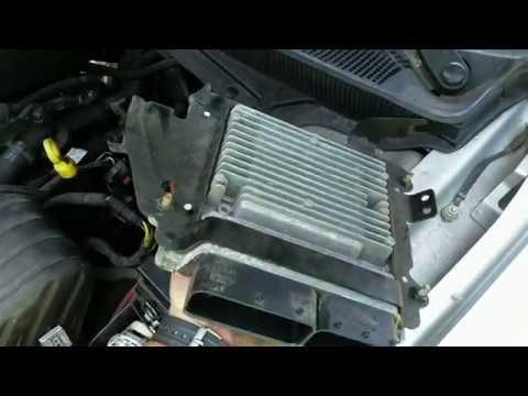 2008 2009 2010 2011 2012 Sebring Avenger ECM PCM Computer - YouTube