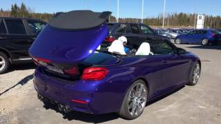 2018 bmw open.  open bmw m4 2018 cabriolet roof opening inside bmw open