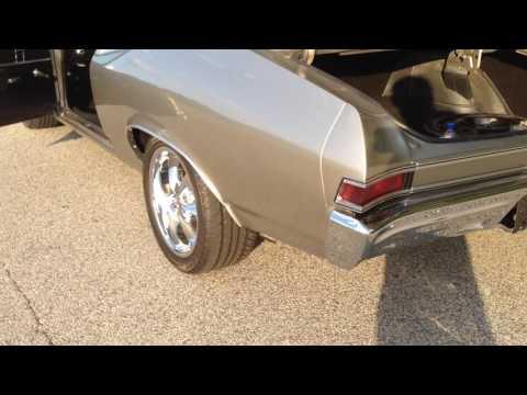 1968 Used Chevrolet Chevelle SOLD - Pro-Street Resto-Mod