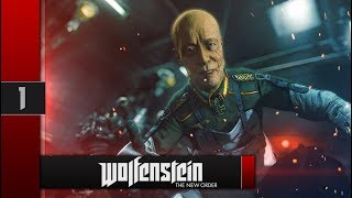 видео Wolfenstein: The New Order прохождение