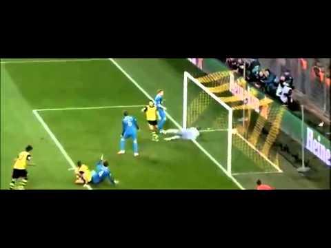 Borussia Dortmund vs Zenit 1 2 Alle Tore und Highlights HD CL 2014