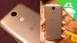 LG K10 and K8 Hands On