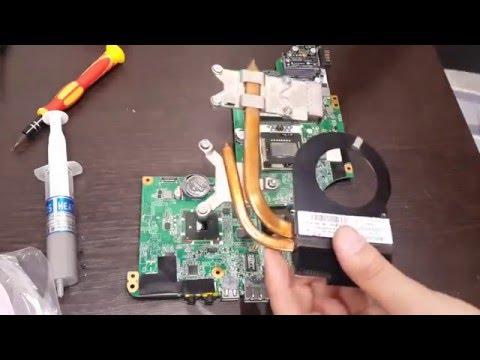 Ноутбук Acer, перегрев и проблемы с диском - YouTube