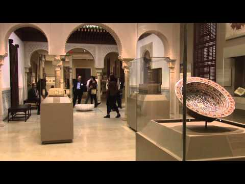 Islamic Art Gallery Views with Commentary by Sheila Canby and Navina Haidar
