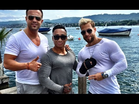 FITNESSLIFESTYLE in Zurich mit Jerome & Full Day Of Eating