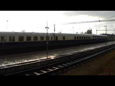 Golden Eagle Danube Express a 223-mas Szilivel