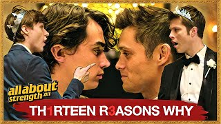 🌈 Monty & Winston & Alex & Charlie Relationship XXL Version ( Gay Kiss Scenes 13 Reasons Why )