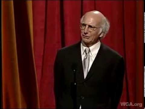Larry David Hilarious Laurel Award Acceptance Speech