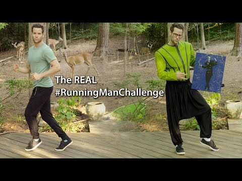 The REAL Running Man Challenge | Extended Version