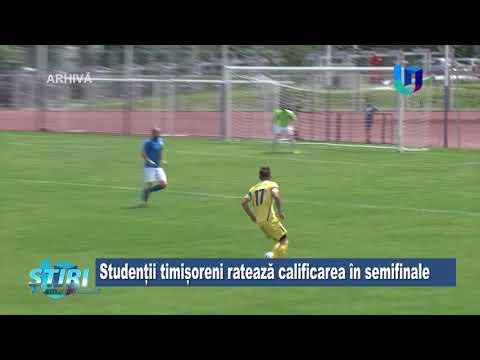 TeleU: Studenții timișoreni ratează calificarea în semifinale
