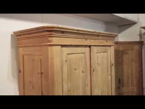"Classic ""2/2"" Antique Chest of Drawers c1920's - Pinefinders Old Pine Furniture Warehouse from YouTube · Duration:  1 minutes 34 seconds"