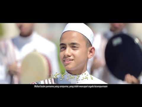 Qasidah Nurul Musthofa - Ya Badratim يا بدر تم