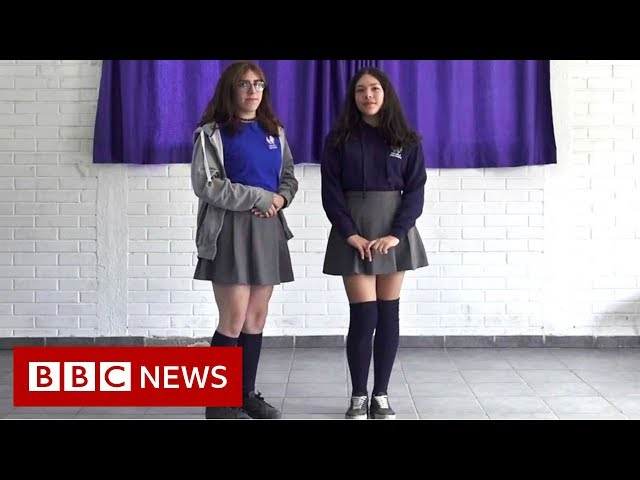 Inside the school for transgender children - BBC News