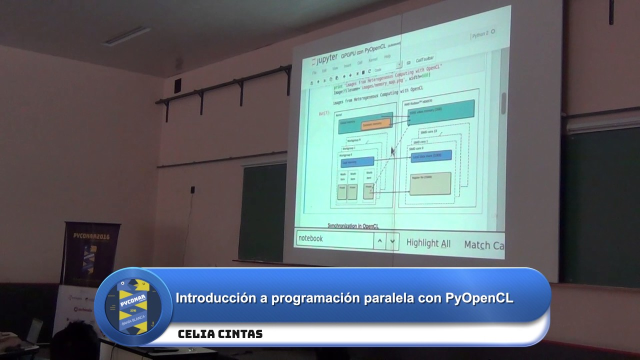 Image from Introducción a programación paralela con PyOpenCL