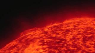 Sun Unleashes Monster Prominence | Video