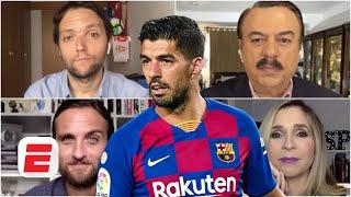 Luis Suárez se puede quedar en el Barcelona. ¡INCREÍBLE! ¿Gana Messi? ¿Pierde el club? | Exclusivos