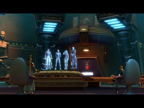 SWTOR - The Star Chamber & Ending (Light Side)