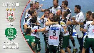 11.09.2016 SCM vs. SC DHfK - Der Spielbericht
