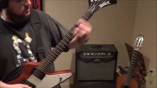 "Cannibal Corpse ""Centuries Of Torment"" (Guitar Cover)"