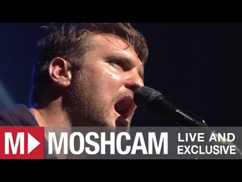 Cold War Kids - Hospital Beds | Live in San Francisco | Moshcam