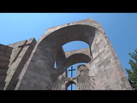 Отпуск в Армении: Эчмиадзинский кафедральный собор и храм Звартноц (часть 10)
