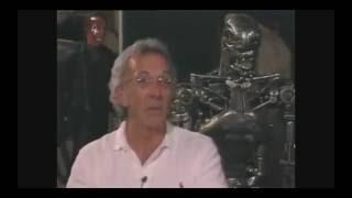 Редкое видео со съёмок  Терминатора-2