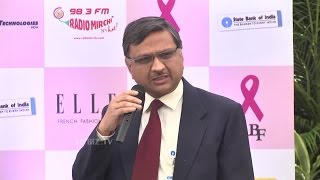 State Bank of India Is Excited To Be Associated With Pinkathon - GK Kansal
