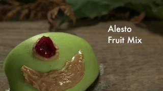Halloween Recipe- Monster Apple Bites