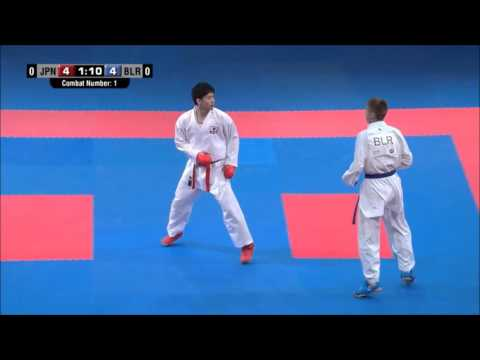Olympic Karate Demonstration