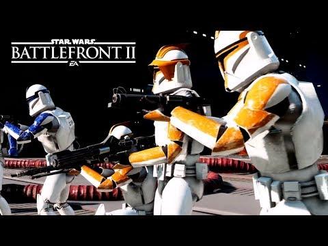 El 212º BATALLÓN de ATAQUE en STAR WARS BATTLEFRONT 2 - VICIADA 152 thumbnail