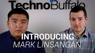 Introducing Mark Linsangan