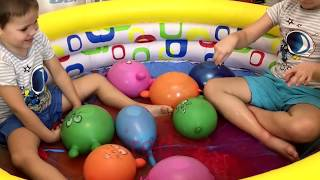 FINGER FAMILY COLOR | Fun playtime with babies