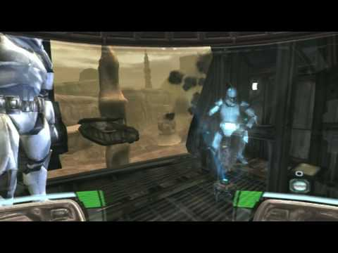 HPAW July 10th 2009: Star Wars Republic Commando Part 1