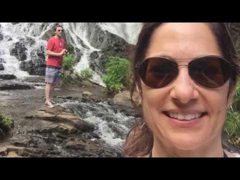Ho'opi'i Falls – Kapa'a, Kaua'i