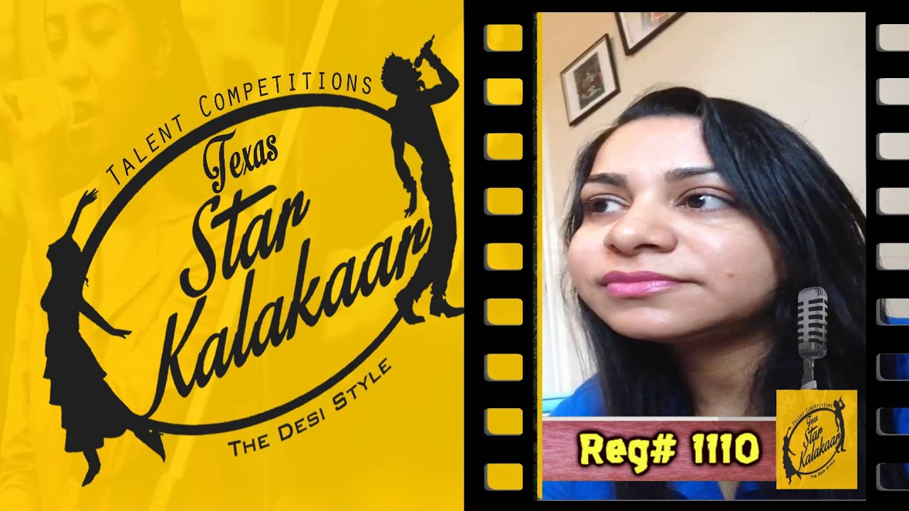 Texas Star Kalakaar 2016 - Registration No #1110