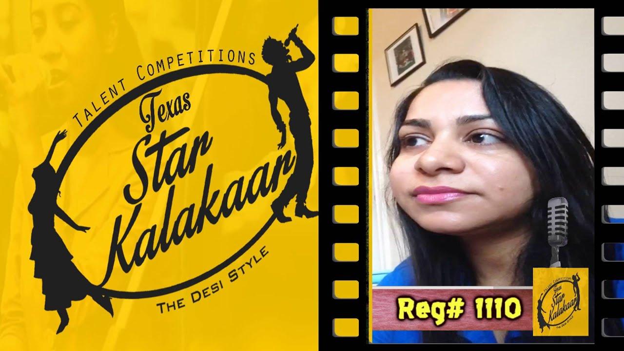 Texas Star Kalakaar 2016 - Registration No #1110
