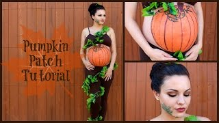 Pumpkin Patch Tutorial | Birchbox Halloween Thumbnail