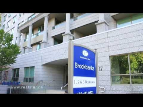 5, 15, & 17  Brookbanks Drive. North York Ontario Apartments for rent. Managed by Realstar