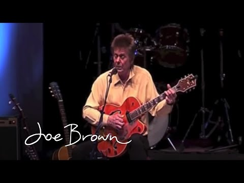 Joe brown yellow dress you wore me out lyrics