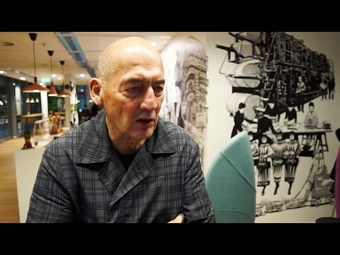 Interview with Rem Koolhaas about the new Axel Springer building