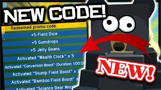 BRAND NEW BEE SWARM CODE! 500 MILLION CELEBRATION! | Roblox Bee Swarm Simulator