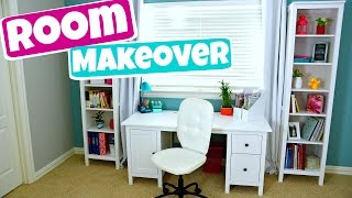 Video EXTREME Teen Room Makeover! + Organization and DIY's (Part 2) download MP3, 3GP, MP4, WEBM, AVI, FLV Juni 2018