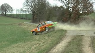 Best of Rallye Zorn 2017  [Mistakes, Crashs and Drifts]
