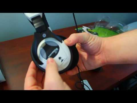 Turtle Beach Ear Force X11 First Look: Unboxing & Review
