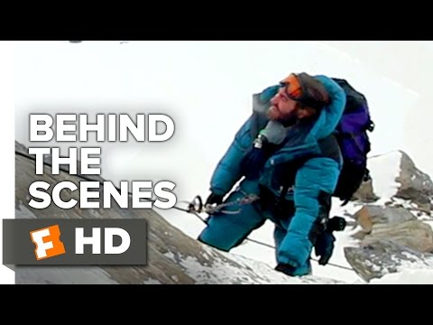 Everest Behind the Scenes - Arctic Filming Conditions (2015) - Jason Clarke Movie HD