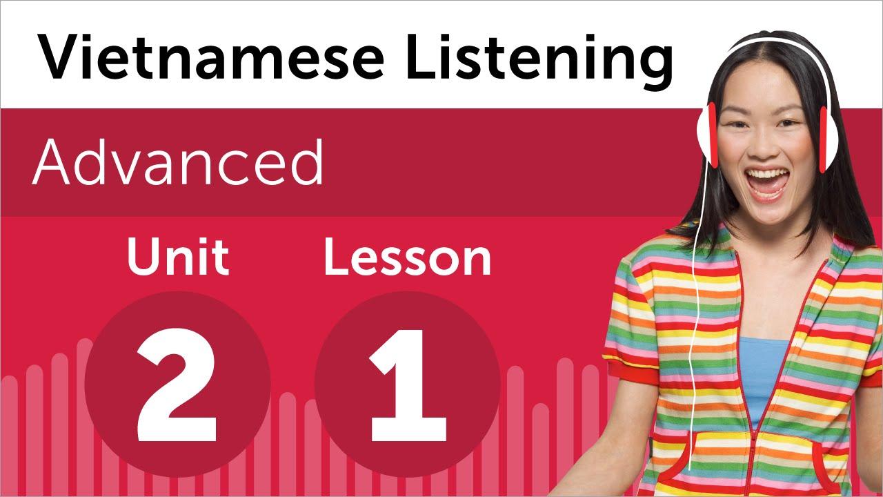 Vietnamese Listening Practice - Deciding on a Hotel in Vietnam