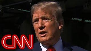 Trump: DOJ report totally exonerates me